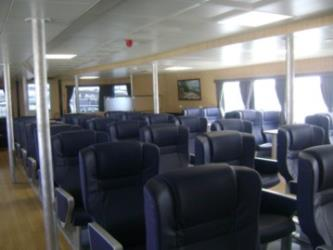 Interior of Bo Hengy II Ferry