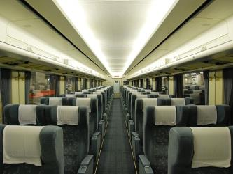 Tobu Ltd Exp Kegon Interior