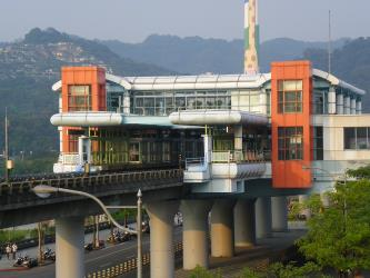 Taipei Zoo Station