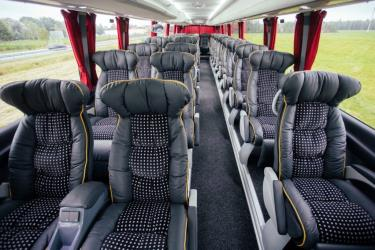 Lux Express seats