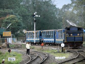 Mettupalayam - Ooty train