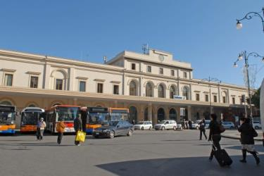 Salerno bus station