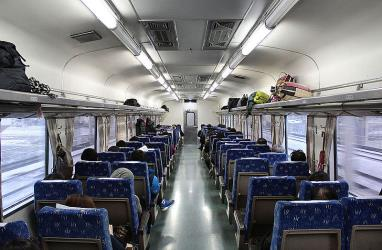 Mugunghwa Train Coach