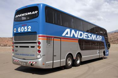 Bed Bus Exterior