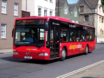 Oxford Bus City Exterior
