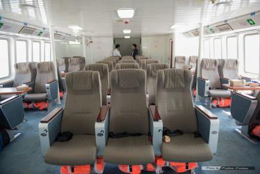 Business Class Interior