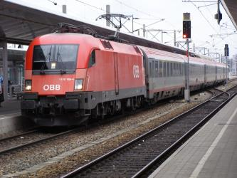 Austrian Intercity