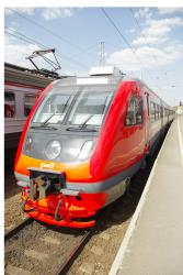 PPK Electric Train