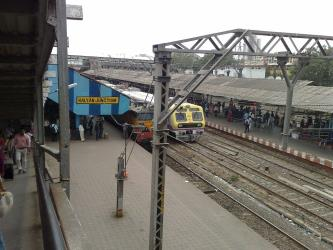 Kalyan Junction railway station