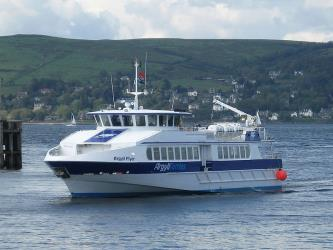 MV Argyll Flyer passenger ferry