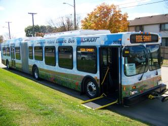 Hybrid Electric Bus