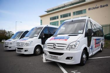 Airporter UK Fleet