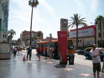 Hollywood / Highland Station