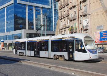 An ANM tram in 2007