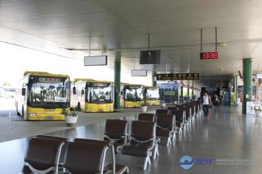 Buses from Suvarnabhumi Airport