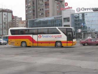 Bosna Expres bus