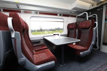 LNER First Class carriage