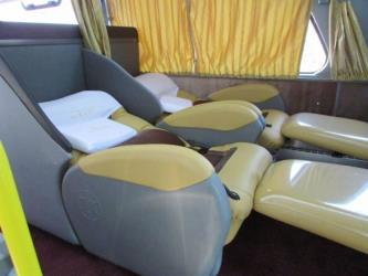 bus interior regular