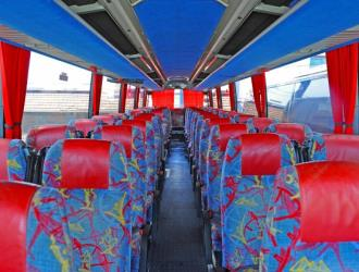 Bus seating