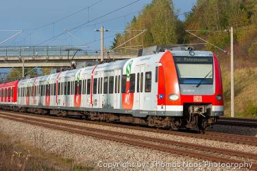 MVV S-Bahn carriages