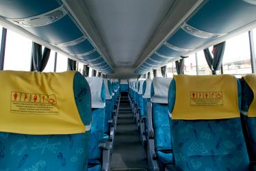 regional bus interior regular