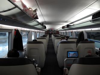 D Train Business Class