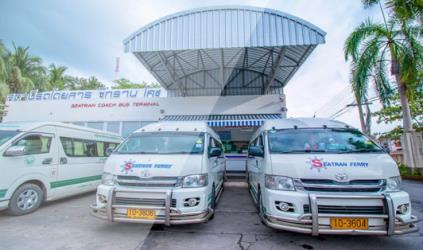 Surat Thani Seatran Coach Bus Terminal