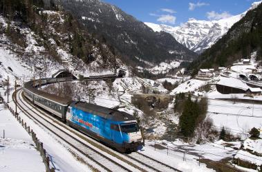 InterRegio Train
