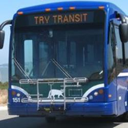 Bus front