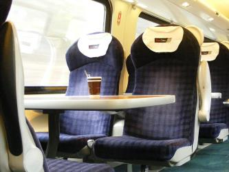 Seats in the 1st class