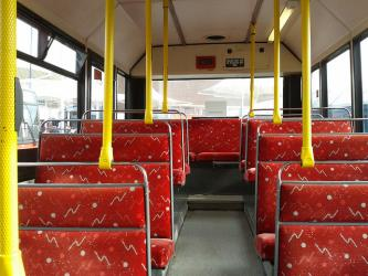 Diamond Bus Seats