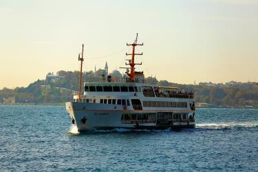 M / S ŞH-KADIKÖY with passenger capacity of 1800