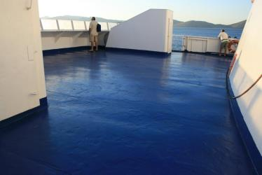 Ferry Deck Area