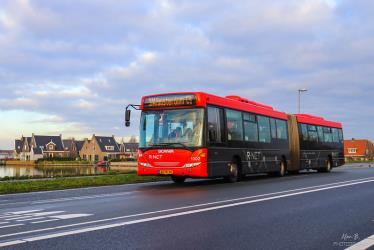 Waterland articulated bus