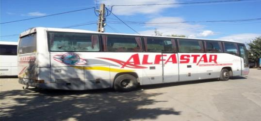 Alfa star impex bus