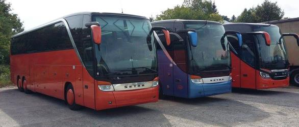 ALVERS TUR Busses