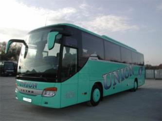 A Union Ivkoni bus